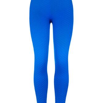 Malla deportiva brasileña en Azul
