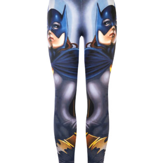 Malla Deportiva Batwoman